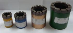 Craelius Diamond Impregnated Core Drill Bits pictures & photos