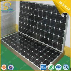 185W High Quality Mono Crystalline Solar Panel pictures & photos