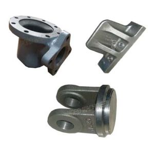 Investment Casting Rear Stop of Wagon/Train Parts pictures & photos