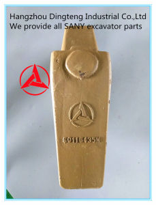 Excavator Bucket Tooth Holder Sy215c. 3.4.1-13 No. 12657353p for Sany Excavator Sy135/195/205/215 pictures & photos