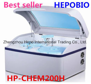 Medical Equipment Bech Top Automatic Chemistry Biochemistry Analyzer pictures & photos