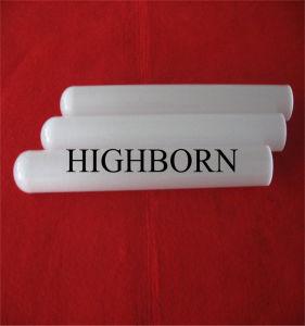 High Quality Round Bottom Opaque Quartz Sleeve pictures & photos