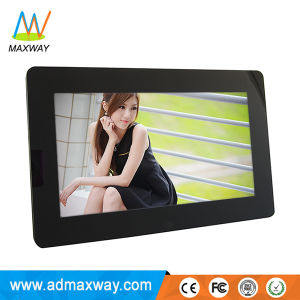 China Factory Mirror Frame 7′′ Digital Picture Frame with Rechargeable Battery (MW-0731DPF) pictures & photos