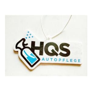 Hot Sale Custom Shape Paper Air Freshener/Car Air Freshener pictures & photos