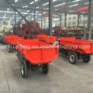Cheap Three Wheel Cargo Tricycle for Sale/Electric Cargo Dump Truck From China pictures & photos