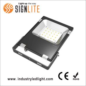 Industrial Architectural 30W LED Floodlight High Lumens pictures & photos