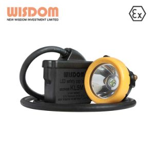 2017 Good Quality LED Mining Lamp, Headlamp Kl5m with Waterproof pictures & photos