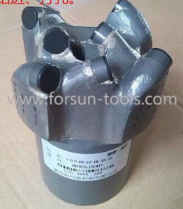 60mm Sintered Pillar PDC Non-Coring Bit pictures & photos