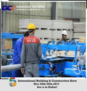 Gypsum Paperbacked Board Machine Paper-Faced Drywall Production Line pictures & photos