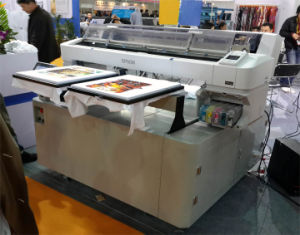 Polar-Jet Large Industrial Textile T-Shirt Printer with 3600 Nozzles pictures & photos