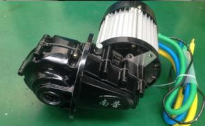 60V 2500W Wheel Brushless Hub Motor for Electric Tricycle pictures & photos