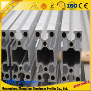 6063t5 Anodized Aluminium Extrusion V Slot Aluminum Profiles pictures & photos