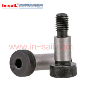 Standard Hexagon Socket Head Shoulder Screw pictures & photos