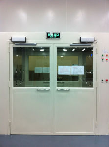(ANNY1807A) The First Mannufacture in China on The Classical Generation Automatic Door Opening Sysytem with Push&Go and Double Doors Interlock on Swing Door pictures & photos