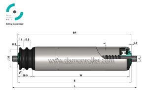 Light Duty Driven Conveyor Roller (2260) pictures & photos