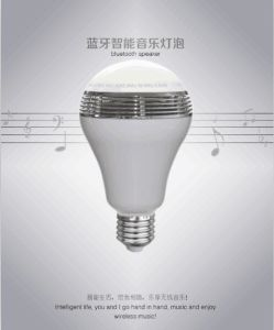 Gelbert LED Bulb Have Colorful Light Home Theater Speaker pictures & photos