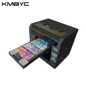 Multifunction Laser Cotton Fabric Printer Flatbed, Printing Tshirt Machine pictures & photos
