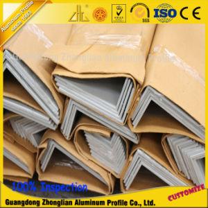 China Supplier Custom Aluminum Extrusions Aluminium Angle pictures & photos