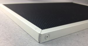Indoor/ Outdoor Aluminum Honeycomb Ozone Destruction Catalyst Ozone Removal Filter pictures & photos