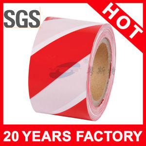 White and Red Warning Tape (YST-WT-003) pictures & photos
