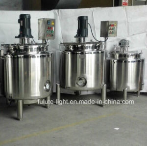 1000 Liter Food Grade Stainless Steel Milk Holding Tank pictures & photos