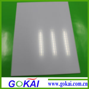 Thin Clear 1mm Soft Rigid PVC Transparent Sheet pictures & photos