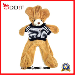 Customized   Unstuffed Plush Toys Teddy Bear Skin with T-Shirt pictures & photos
