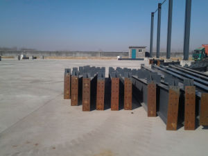 Hot Sale Steel Warehouse Auto Workshop Design pictures & photos
