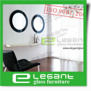 Long Twany Curved Glass Wall Mirror pictures & photos