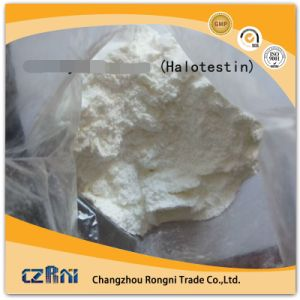 Sell High Purity Bodybuilding Steroid Oral Pills Fluoxy Mesteron/Halotestin CAS 76-43-7 pictures & photos