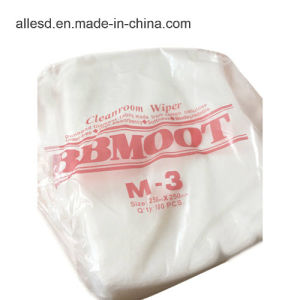 Cleanroom Wiper Industrial Cleaning Wipes pictures & photos