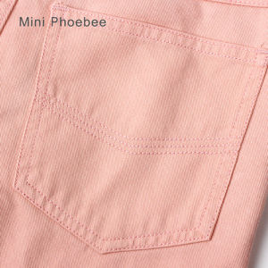 Phoebee Skinny Pink 100% Cotton Kids Clothes on Sale pictures & photos