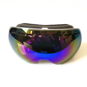Professional Wind Proof Racing/Skiing Sports Goggle (AG021) pictures & photos