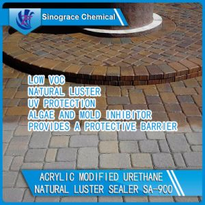 Natural Luster Paver Sealer Acrylic Modified Urethane pictures & photos