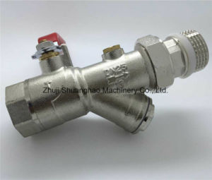 Male Thread Water Inlet Valve  pictures & photos