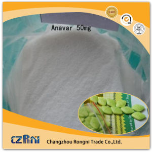 Factory Direct Supply High Purity Raw Materials Anavar/ Anavar Tablets 53-39-4 pictures & photos