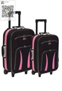 EVA Soft Travel Case with Outside Trolley Tube pictures & photos