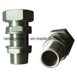 Forged Brass Coupling for Drinking System pictures & photos