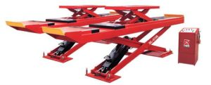 Scissor Lift Special for Wheel Alignment System pictures & photos