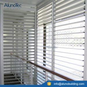 Window Shutter Sliding Shutter Aluminum Adjustable Exterior Shutters pictures & photos