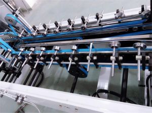 Quality Lock Folding Gluing Machine (GK-780CA) pictures & photos