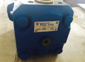 Vickers Single Hydraulic Vane Motor 25m 26m pictures & photos