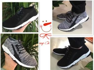 Women and Men Sports for Running New Style Athletic Shoes pictures & photos