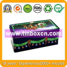 Rectangular Tin Metal Box for Gift Can Packaging, Tin Box pictures & photos