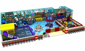 High Quality Excellent Design Children Indoor Playground pictures & photos