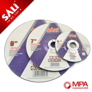 Abrasive Cutting and Grinding Wheel for Metal pictures & photos
