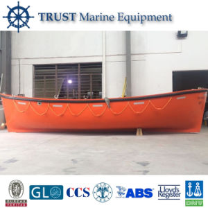 Cheap Prices 7.5m Open Type Fiber Glass Lifeboat for Sale with Diesel Engine pictures & photos