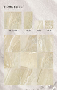 Stone Design Glazed Porcelain Tiles for Floor and Wall 600X600mm (TK01) pictures & photos