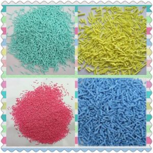 Color Speckle in Washing Detergent Powder pictures & photos