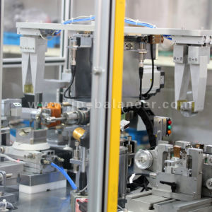 Two-Staion Rotor Automatic Correction Balancing Machine pictures & photos